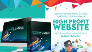 Smart Content Profits Review and Best Bonus